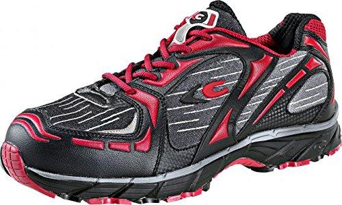 """Cofra JV 047-000.W42 S1 P SRC taglia 42 """"New Matrix"""", scarpe di sicurezza, colore: nero"""