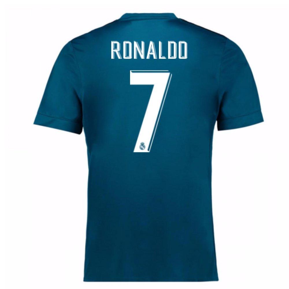 2017-18 Real Madrid Third Shirt (Ronaldo 7) B076Q2D6QR