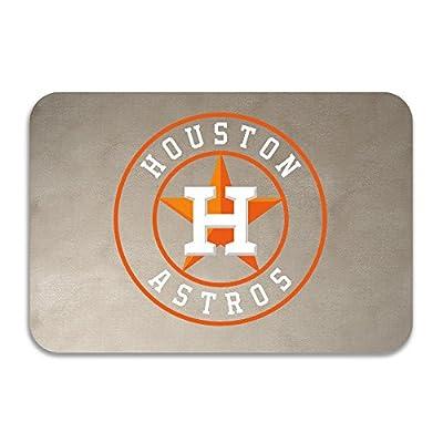 SARHT Houston Astros Non-slip Doormat