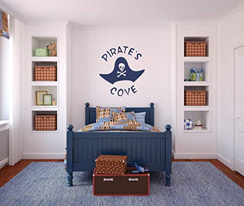 (Kids Wall Decal - Pirate's Cove)