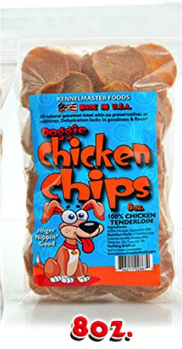 16 oz Doggie Chicken Chips - Stock Up & Save! Made in the USA, 100% Chicken