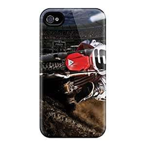 Protective Cases With Fashion Design For Iphone 6plus (fox Racing)