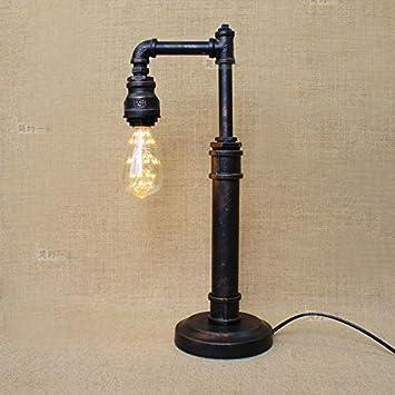 Modeen Lámpara de Escritorio Retro Vintage Industrial ...