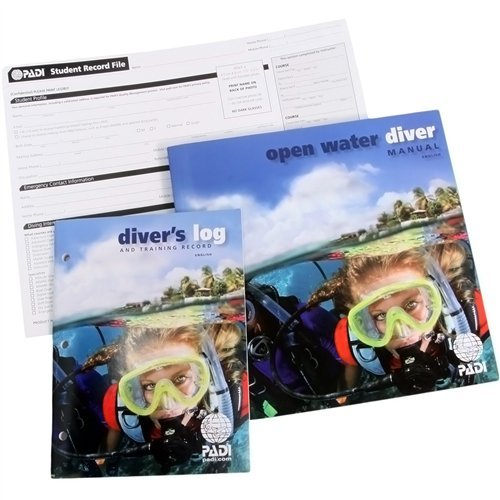 (PADI Open Water- Dive Computer Crew Pack Training Materials for Scuba Divers )