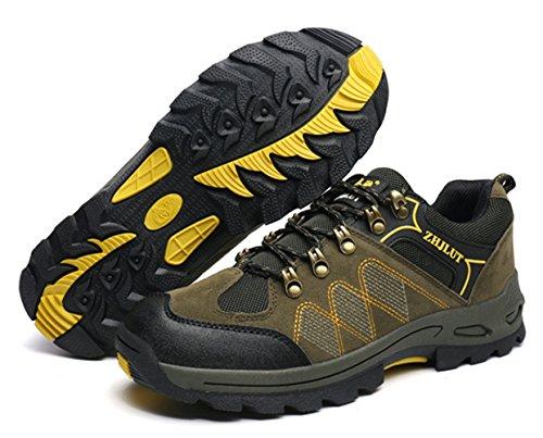 SK unisexes de voyage de avec Femme Studio illustrées femmes Chaussures chaussures pour randonnée ABqFHw6