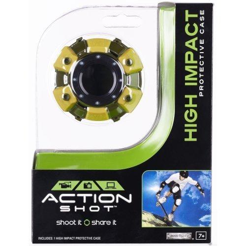 Action Shot-High Impact Protective Case (Green) by Action Shot Jakks