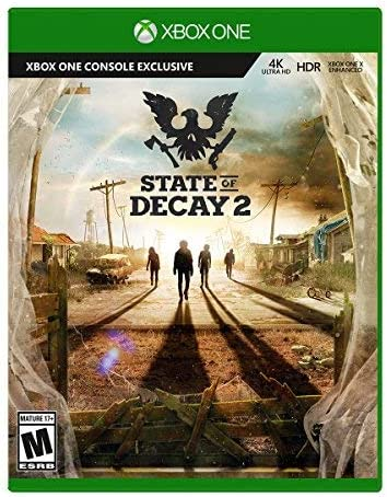State of Decay 2 - Xbox One: Microsoft     - Amazon com