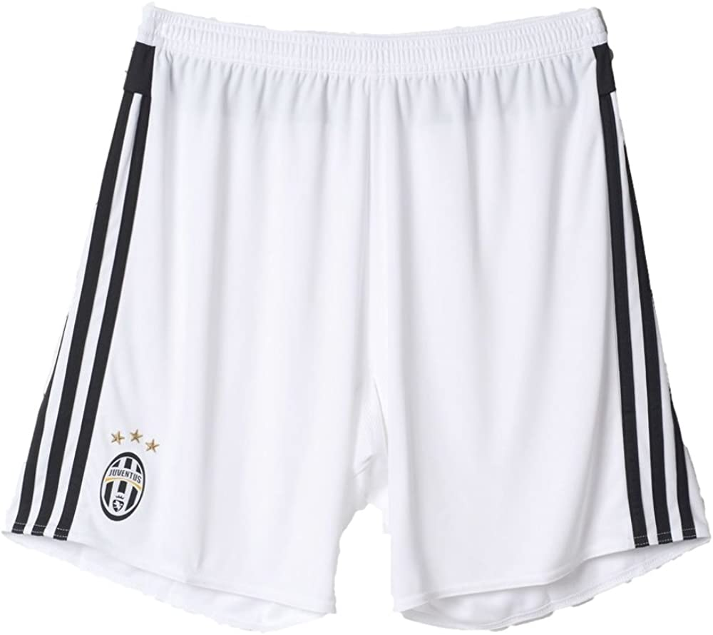 Adidas 2015/16 Juventus Home Shorts [WHITE] (S)