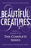 Front cover for the book Beautiful Creatures by Kami Garcia