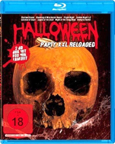 Halloween Party Xxl Reloaded (9 Filme auf 2 Bds) [Blu-ray] [Import allemand]