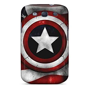 Fashion Protective Us Army Star Case Cover For Galaxy S3