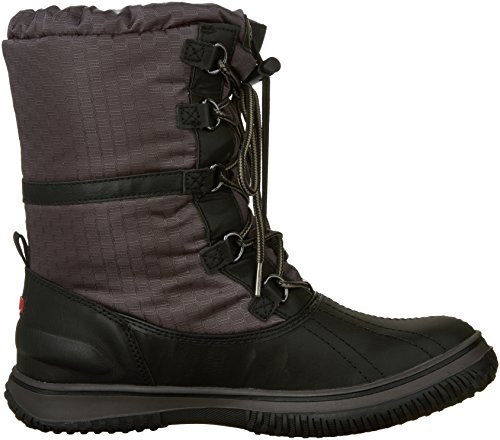 Black Women's Boot Snow Pajar Grey Grace Dk xWR1q7nwn6