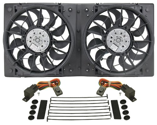 (Derale 16928 High Output Dual Radiator Fan)