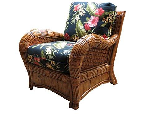 Kingston Reef - Spice Islands - Kingston Reef Arm Chair In Cinnamon