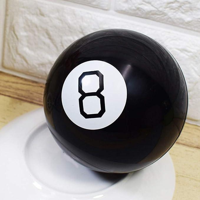 Uyuke 10cm Retro Mystic 8 Ball Toma de Decisiones Adivinación ...