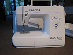 pro fast and easy sewing machine