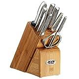 Global G-79589AU Block-Knife-Sets