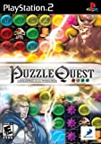 Puzzle Quest: Challenge Of The Warlords - PlayStation 2 by D3 Publisher