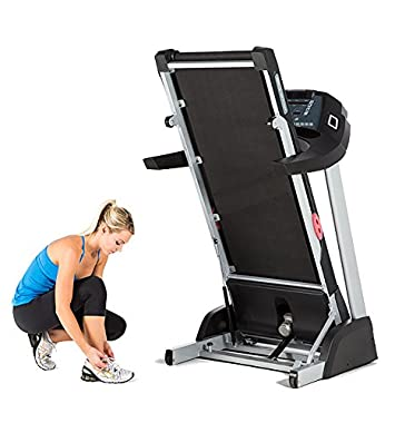 3G Cardio Pro Runner Folding Treadmill