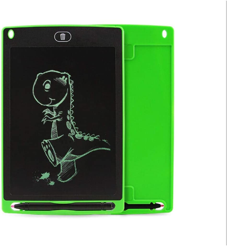 melysUS 8.5 Inch LCD Writing Tablet Kids Mini Drawing Memo Board Electronic Graphics Tablets Office Writing Board