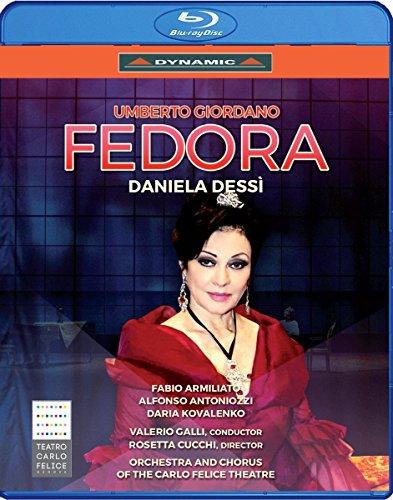 - Giordano: Fedora [Blu-ray]