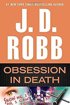 Obsession in Death 0399170871 Book Cover