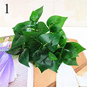 FYYDNZA 1Pcs Plant Wall With Grass Wholesale Artificial Green Wall Accessories Flower Wall Wedding 17