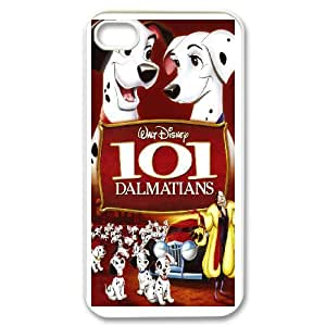 iPhone 4,4S Cell Phone Case 101 Dalmatians 3NB94101