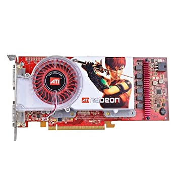 Amazon.com: ATI Radeon X1800 X T Dual DVI TV GDDR3 256 MB ...