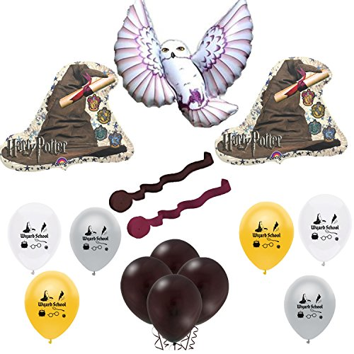 Harry Potter Owl Deluxe Balloon Decoration Kit