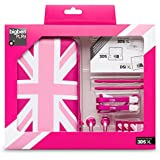 Nintendo 3DS XL / new 3DS XL / 3DS / DSi XL Pack Essential XL - UK Girlie (sortiert)