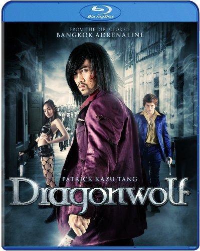 Blu-ray : Dragonwolf (Blu-ray)