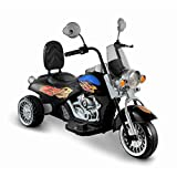Kid Motorz Motorbike 6V Vehicle, Black