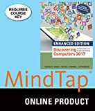 MindTap Computing for Vermaat/Sebok/Freund/Frydenberg/Campbell's Enhanced Discovering Computers 2017, 1st Edition