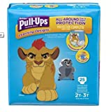 Huggies Pull-Ups Learning coverage Training Pants for Boys 25.0 ea(5pack)