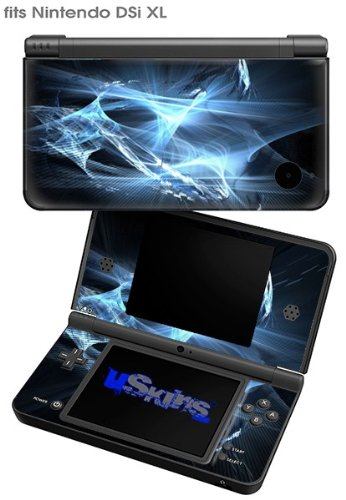 Robot Spider Web - Decal Style Skin fits Nintendo DSi XL (DSi SOLD SEPARATELY)