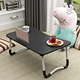 Hossejoy Foldable Laptop Table, Portable Standing