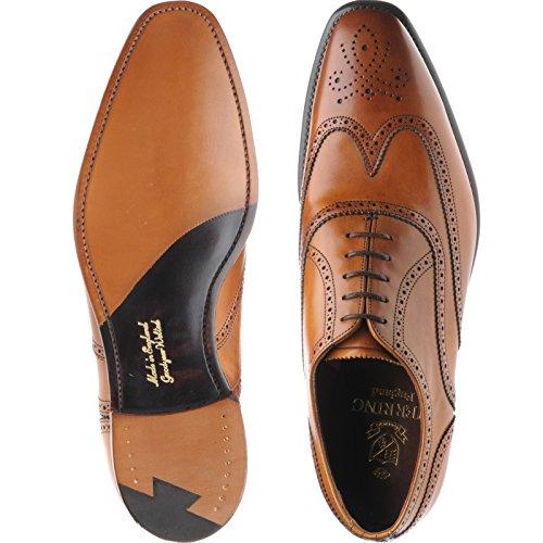 Hareng Gladstone II Chaussures richelieu marron en Mollet marron Chestnut  Calf, 42,5 EU Prix D Usine Vente 2017 Vente Vraiment 2017 Abordable 2017 ... e50ed2491d50