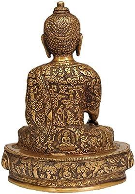 Amazon com: AapnoCraft Thai Rare Buddha Statue Shakyamuni