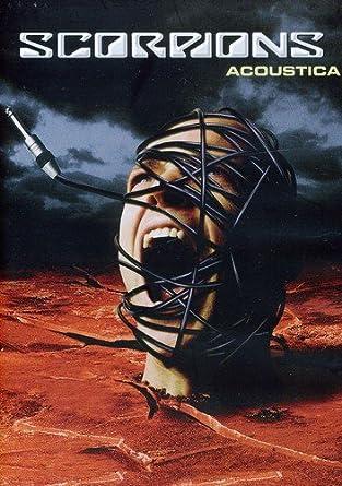 Scorpions - Acoustica [Italia] [DVD]