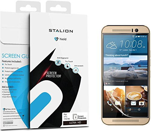 HTC One Screen Protector Transparent
