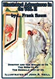 Illustrated Adventures in Oz, L. Frank Baum and John R. Neill, 1617204943