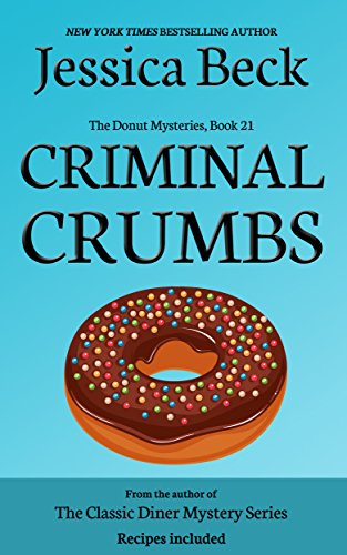 book cover of Criminal Crumbs