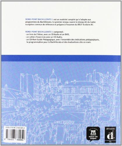 51loWtvKlbL El Cuaderno de ejercicios completa el Libro del alumno de este método de enseñanza del francés como lengua extranjera. Prepara a los exámenes del DELF. Nivel inicial (A1). Cuaderno de ejercicios con CD incluido.