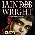 Sam Audiobook by Iain Rob Wright Narrated by Nigel Patterson