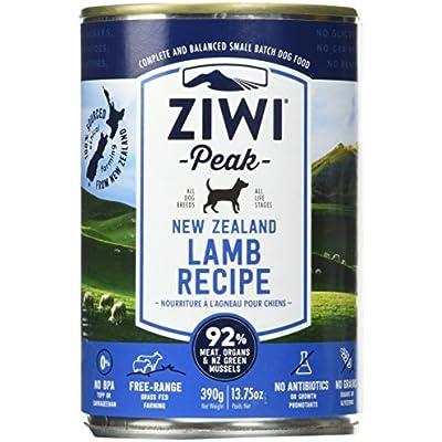 Ziwi Peak New Zealand Lamb Recipe Pet Food, 13.75 Ounces, Case Of 12