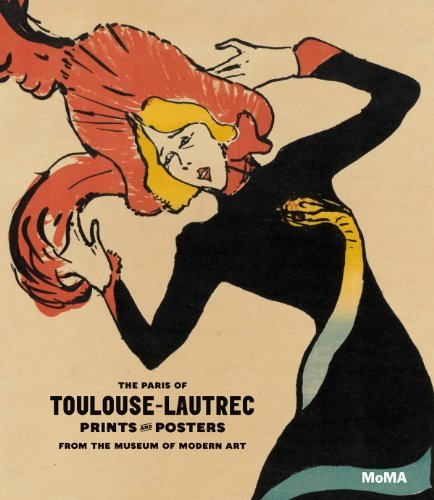 The Paris of Toulouse-Lautrec: Prints and Posters From The Museum of Modern Art by Sarah Suzuki (2014-07-31)