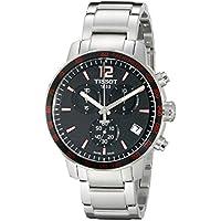 Tissot Men's T0954171105700 Analog Display Swiss Quartz Silver Watch