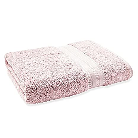 Bianca - Toalla para Invitados - 100% algodón Egipcio - Rosa Colorete - 40 x 60 cm: Amazon.es: Hogar