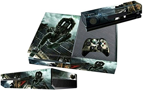 Set Attacking (ModFreakz™ Console/Controller Vinyl Skin Set - Attacking Fighter for Xbox One Original)
